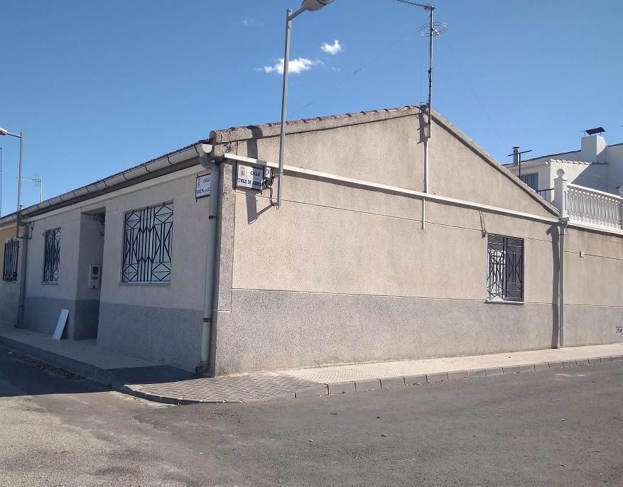 Casa Barrio el Cura, esquina