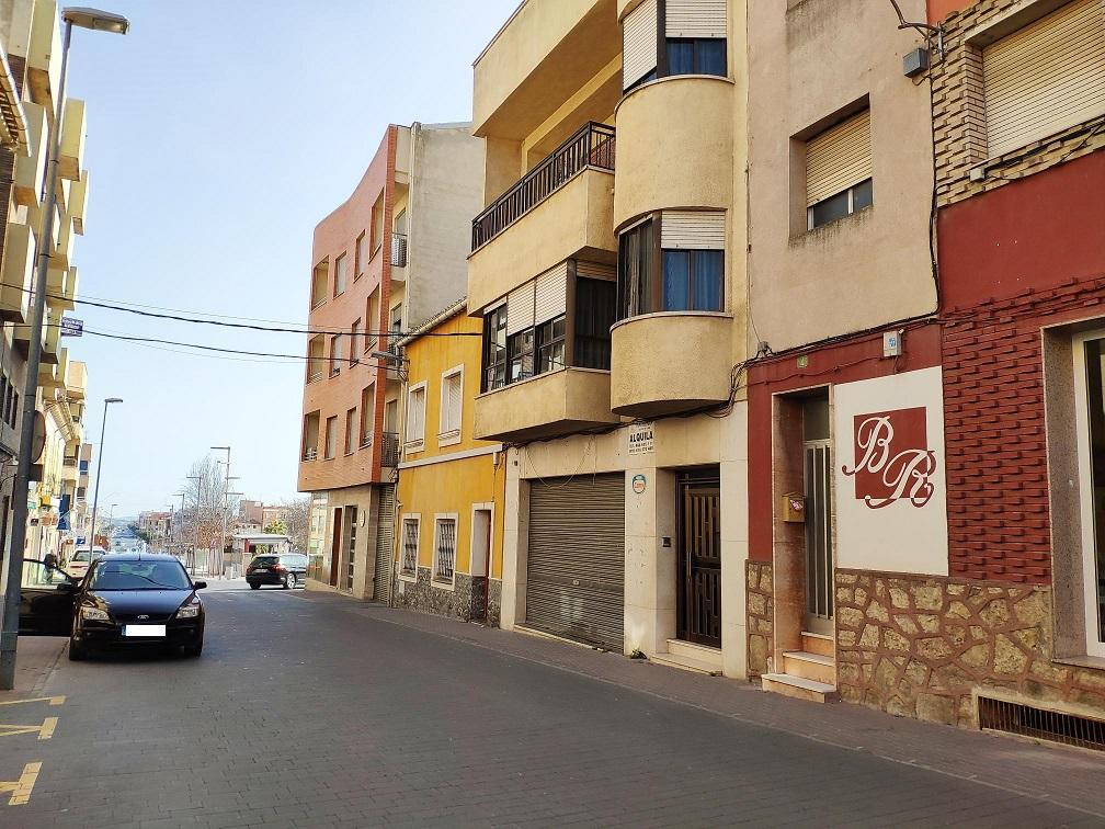 Bajo comercial Avda. de Murcia