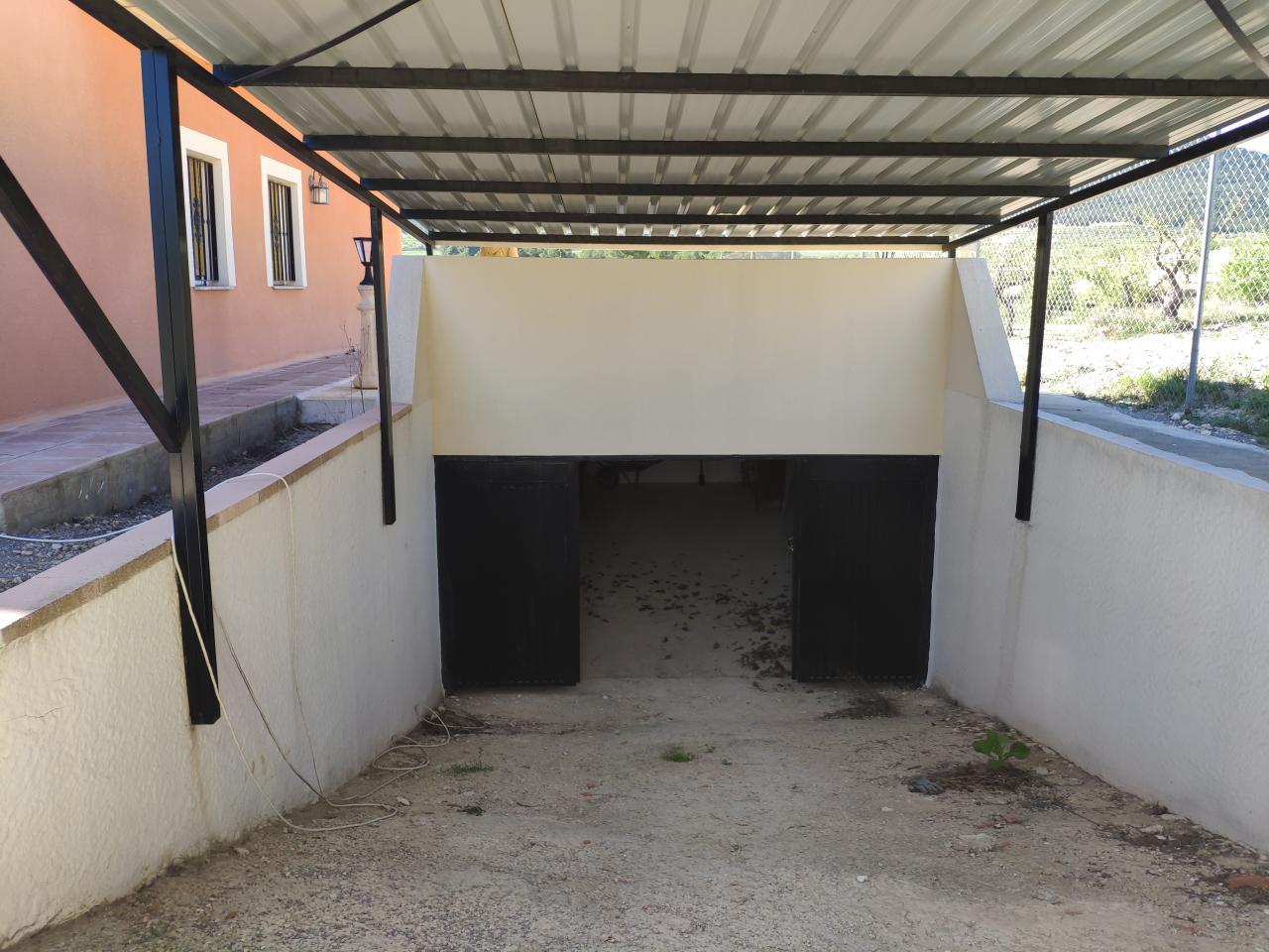 Casa de campo cerca de Bullas-01