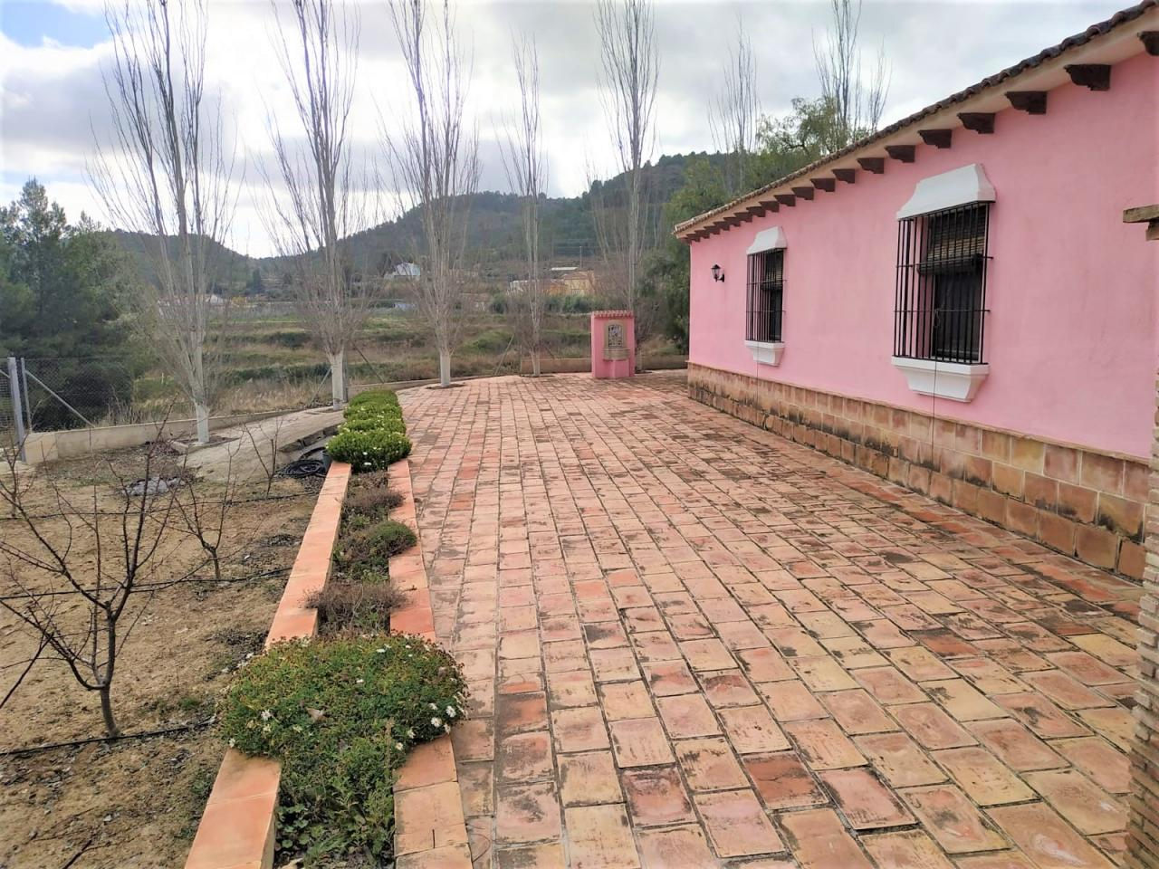 Casa de campo en Cehegín