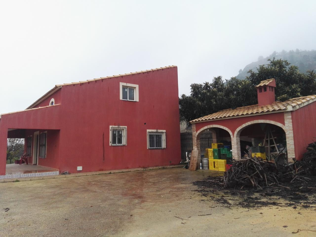 Casa de campo Salto Usero