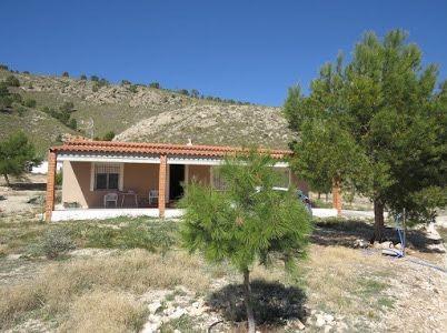 Casa de campo Jumilla