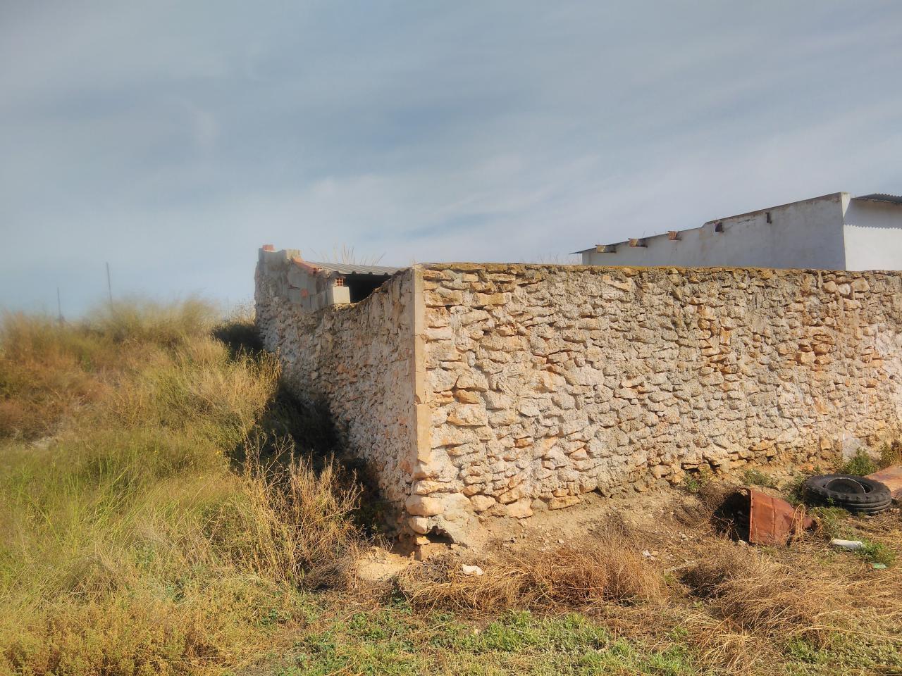Finca casas cueva MAJARIEGO