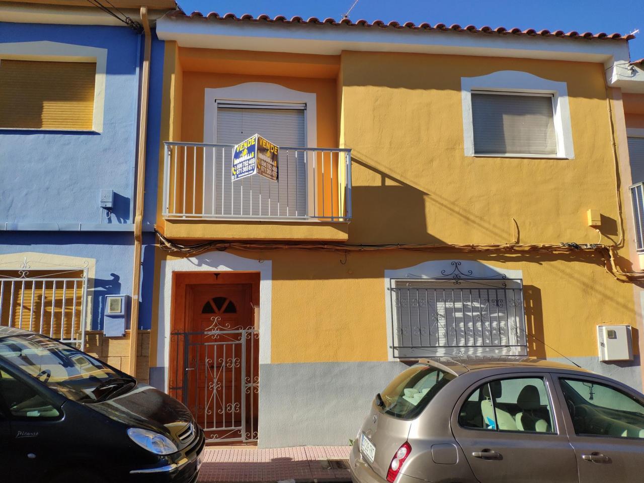 Casa calle Cartagena