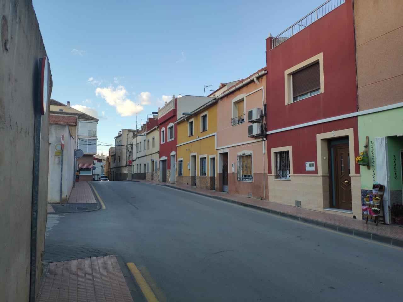 Casa tipo piso calle Alameda