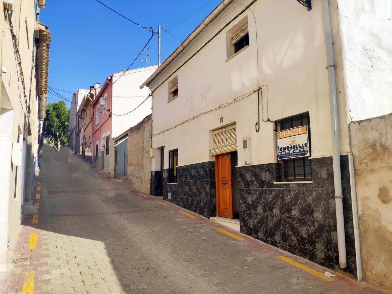 Casa y solar Calle Santa Lucía