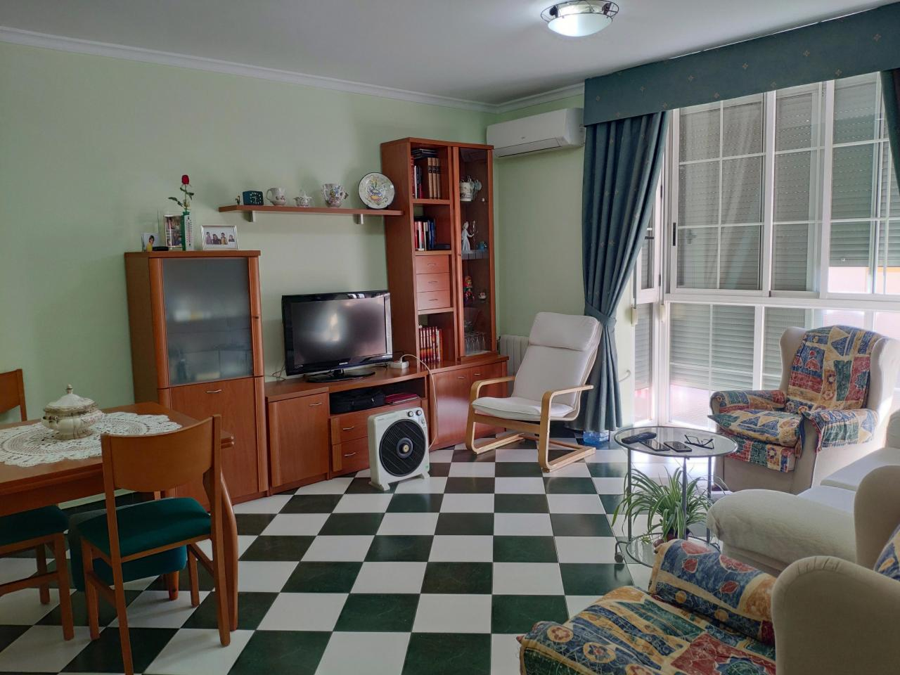 Piso 2 dormitorios Almazara