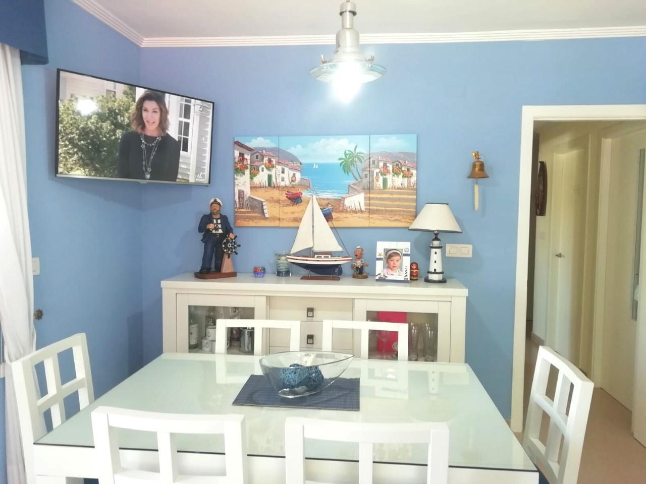 Piso Mazarron, La Isla
